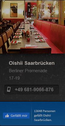 Oishii Saarbrücken