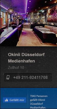 Okinii Düsseldorf Medienhafen