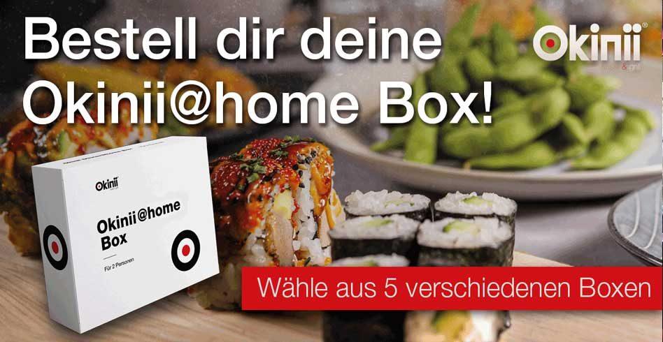 Jetzt Okinii Homebox bestellen