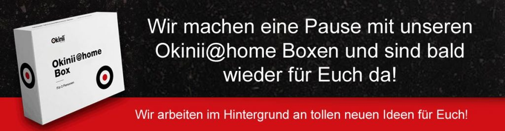 Lieferservice Okinii Homeboxen